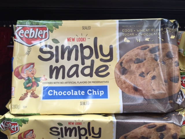 Keebler Simply Made Cookies